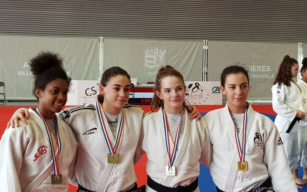 Championnat d'Ile de France juniors